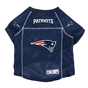 NFL New England Patriots Pet Jersey, Small
