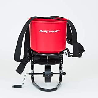 product image for EarthWay 3100 Professional 40lb Hand Crank Broadcast Spreader