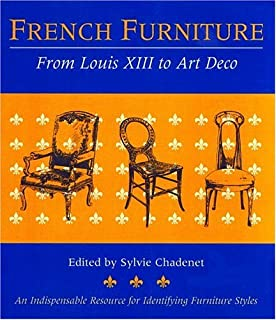 French Furniture From Louis XIII To Art Deco