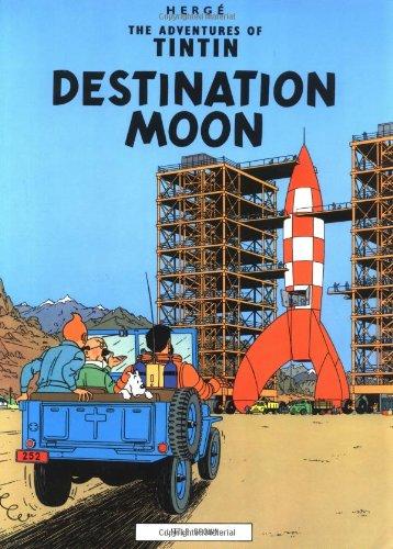 Destination Moon (The Adventures of Tintin)