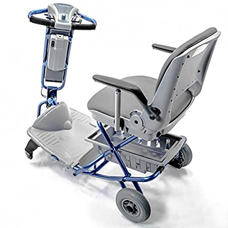 Easy Travel Elite Folding Lightweight Travel Electric Mobility Scooter