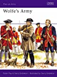 Front cover for the book Wolfe's Army by Robin May