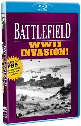 Blu-ray : Battlefield Wwii Invasion (Blu-ray)