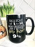Large Harry Potter Coffee Mug - Funny Saying How