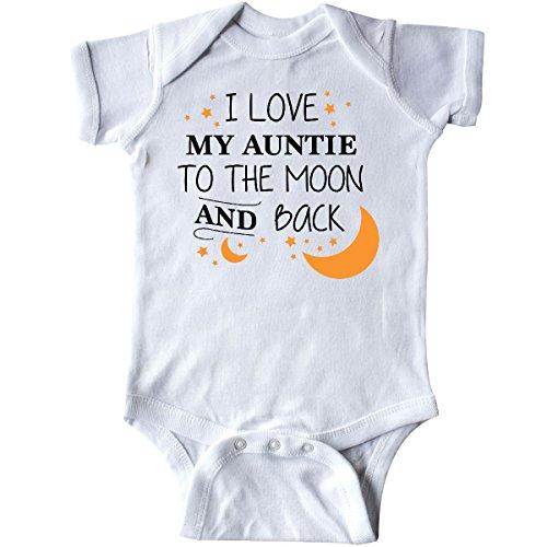 Threadrock Baby I Love My Crazy Uncle Infant Bodysuit Funny Niece Nephew Saying