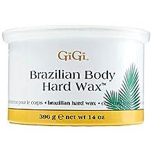 Gigi Brazilian 0899 Hard Body Wax 14-Ounce, 1 Count