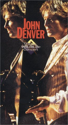 John Denver - The Wildlife Concert [VHS]