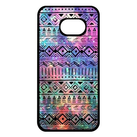 Girly Designed Tribal Pattern Samsung Galaxy S7 Snap-on Protective Cover Case, Phone Slim Carring Cases for Samsung S7