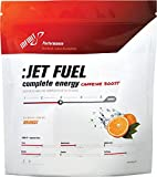 Infinit Nutrition Jet Fuel Energy Drink Mix: Orange 22 Serving Bag