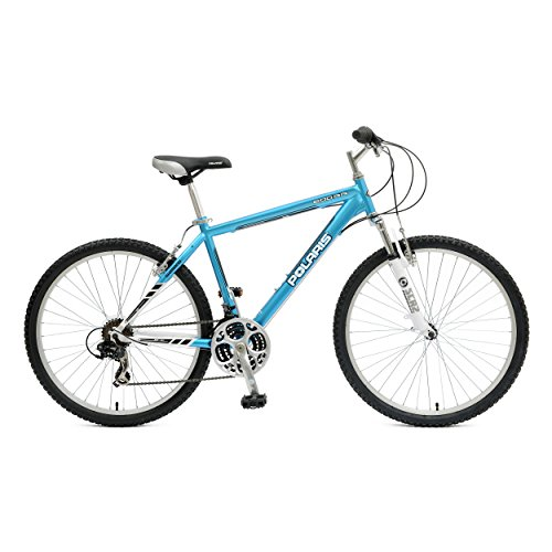 Polaris 600RR M.2 Hardtail Mountain Bike, 26 inch Wheels, 18.5 inch Frame, Men's Bike, Blue