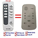 Replacement for Kenmore Air Conditioner Remote Control 5304495591 for Model 253.76125 253.76125410 253.76185 253.76185310 253.76185311 253.76185410 253.76185411 253.77125 253.77125410 253.77185