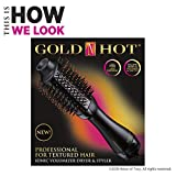 Gold-N-Hot Professional One-Step Hair Dryer