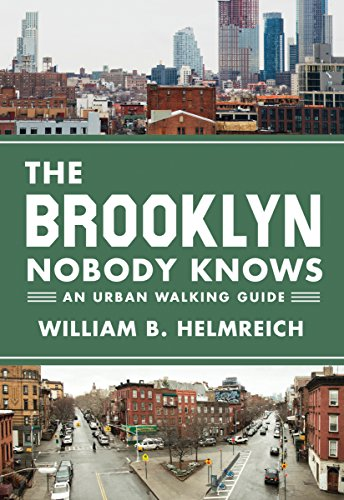 Download PDF The Brooklyn Nobody Knows - An Urban Walking Guide