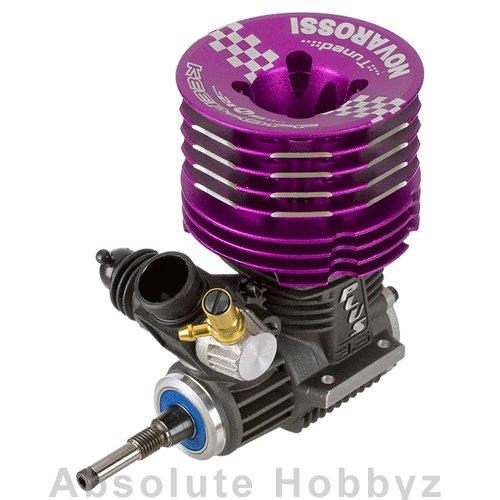 (Novarossi KEEPOFF 21-4 Buggy .21 Engine (4 Port) - Tuned)