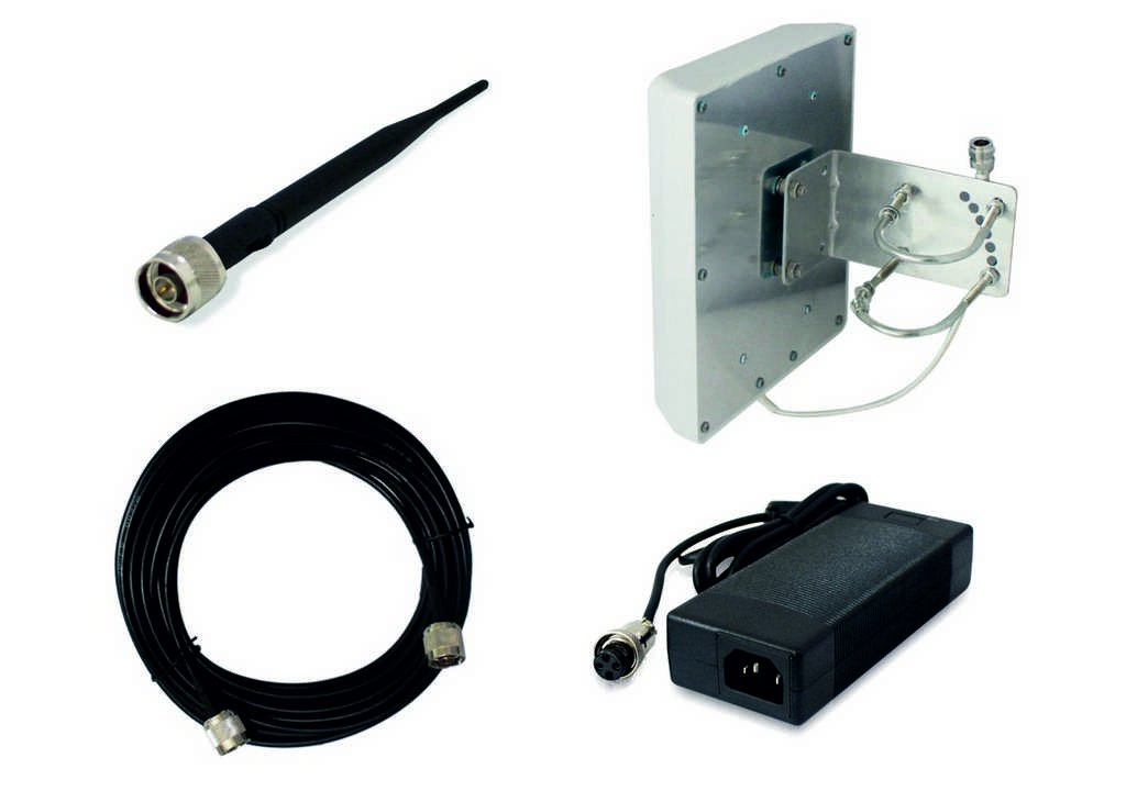 Amplificador 4G - Repetidor de telefonía móvil LTE 800 MHz con pantalla LCD: Amazon.es: Electrónica