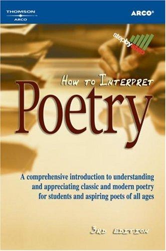 How to Interpret Poetry (Arco How to Interpret Poetry)