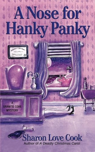book cover of A Nose for Hanky Panky