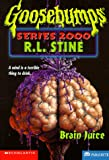 Brain Juice, R. L. Stine, 0590767844