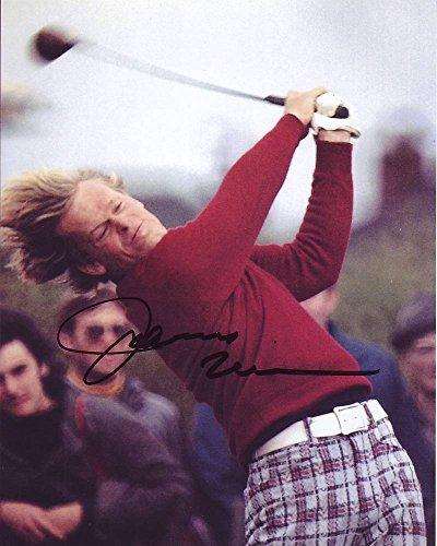 JOHNNY MILLER signed autographed PGA GOLF photo