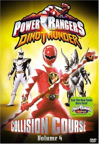 Power Rangers Dino Thunder, Vol. 4: Collision Course