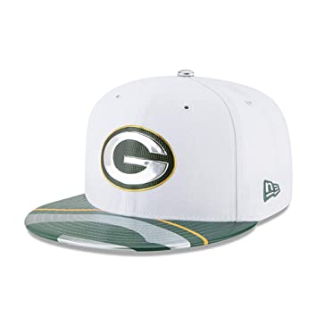 New Era Mujeres Gorras / Gorra plana NFL Offical On Stage Green ...