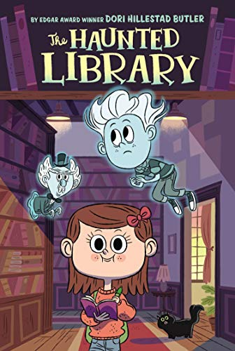 The Haunted Library #1 Paperback – Illustrated, August 14, 2014