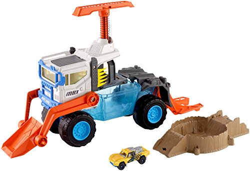 Mattel Matchbox City Action Truck - 9