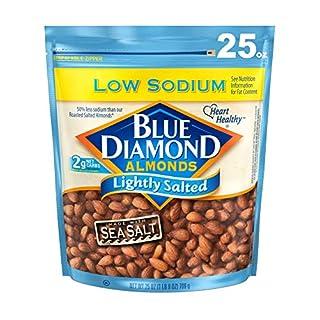 Blue Diamond Almonds, Lightly Salted, 25 Ounce