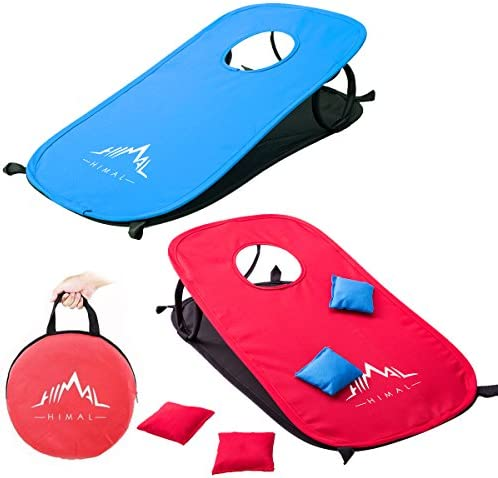 Himal Collapsible Portable Boards Cornhole