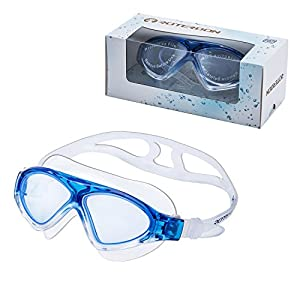 Swimming Goggles Vista No Nose With Anti Fog Uv Protection Eye Mask Seal Well Top Rated Triathlon Equipment For Men Adult Kids Youth Swim In Outdoor Pool Buy From Amazon Online Swim Store Roterdon
