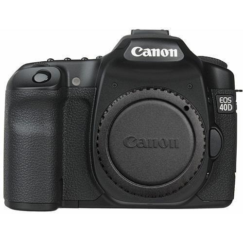 Canon EOS 40D 10.1MP Digital SLR Camera (Body Only) [Inte...