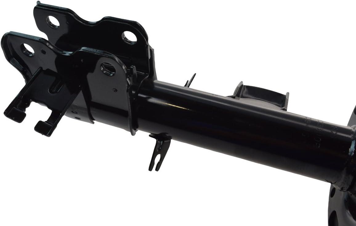 Front Rear Quick Complete Strut Spring Assembly Shock Absorber Kit Set 4pc