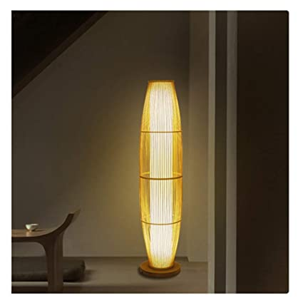 Amazon.com: WYQSZ Floor Lamp - Floor Lamp Zen Living Room ...