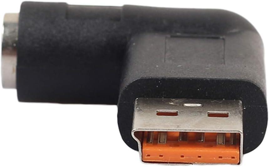 DC Power Converter 7.9*0.9mm Female to USB Male Converter for Lenovo Yoga 3