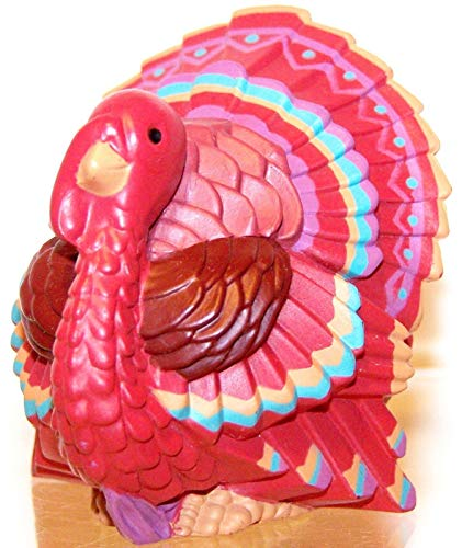 Hallmark Turkey 1987 Thanksgiving Merry Miniature