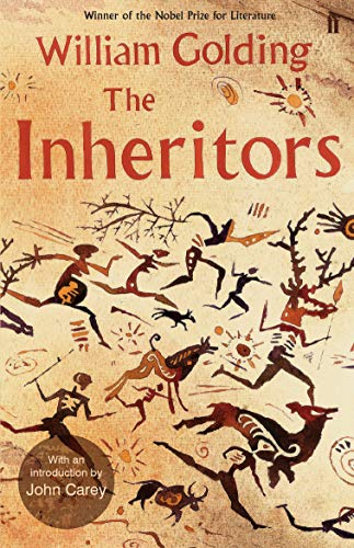 Book cover from The Inheritors by William Golding