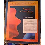 Algebra: A Combined Approach (CD Lecture Series) [VHS]