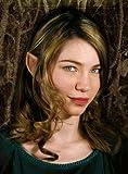 Déguisements Elfe des bois oreilles en latex d'application - Helloween