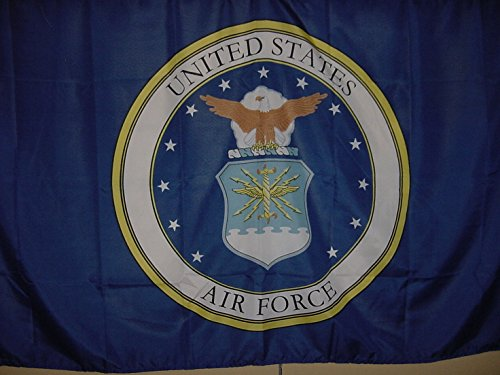 MAFCO Licensed US Air Force Coat of Arms Flag 3 x 5 Feet