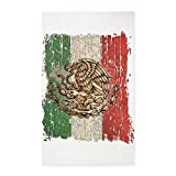 2' x 3' Area Rug Door Mat Mexican Flag Mexico Grunge