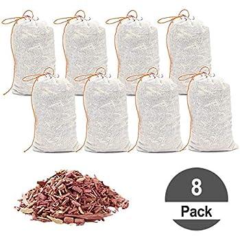 Amazon.com: HomeDo - Bolsitas de cedro natural para armarios ...