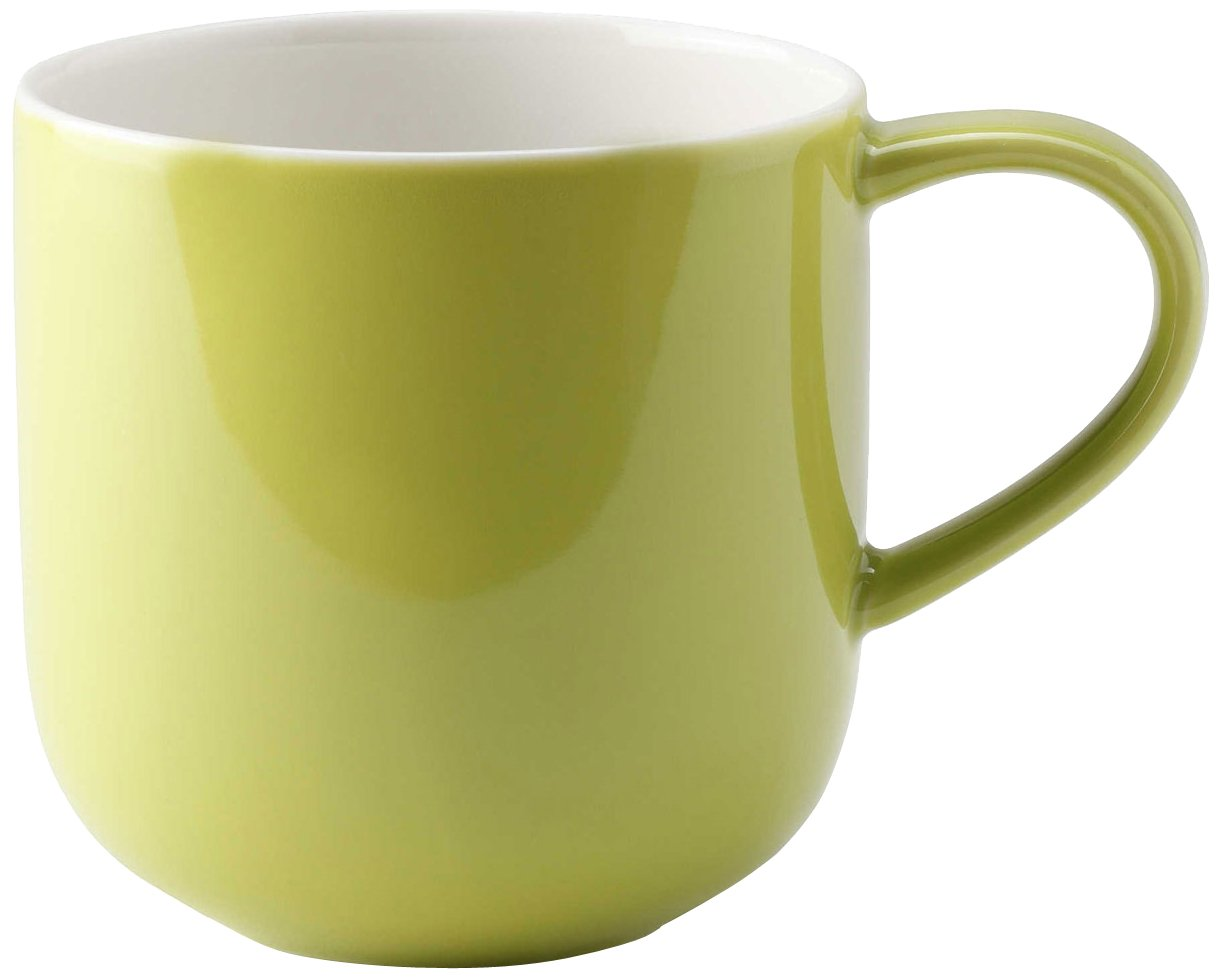 ASA Coppa 19100/346 Mug 0,4 l, 9.5 x 9.2 cm yellow