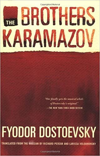 Book Brothers Karamazov (90) by Dostoevsky, Fyodor [Paperback (2002)]