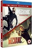 Mechanic Double Pack (The Mechanic/Mechanic: Resurrection) [Blu-ray] [2016]