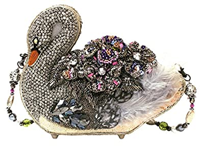 Mary Frances Swan Lake Handbag