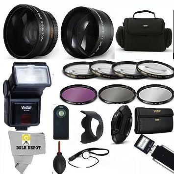 cheap price wholesale official images Professional Kit d'accessoires pour Nikon Coolpix P900 ...