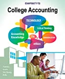 img - for College Accounting, Chapters 1-12 book / textbook / text book