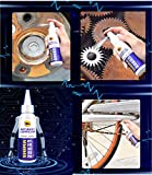 ☀ Dergo ☀ Metal Surface Chrome Paint Car Maintenance Iron Powder Cleaning Rust Remover