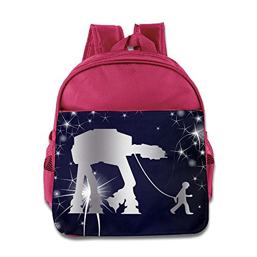 Imperial Walker Dog Costume For Sale (Imperial Walker Out For A W Platinum Style Kids School Backpack Bag)