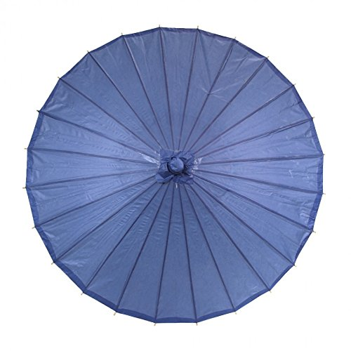 Bamboo Vintage Umbrella (Koyal Wholesale Paper Parasol, 32